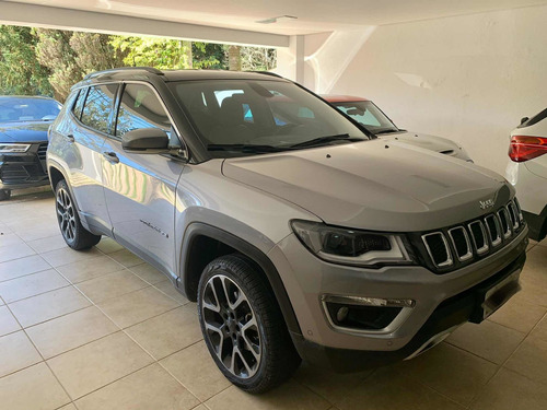 Jeep Compass 2.0 Limited 4x4 Diesel - 2019 - 29.000km