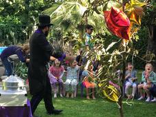 Mago Prat Show De Magia Infantil Para Cumpleaños Y Eventos V