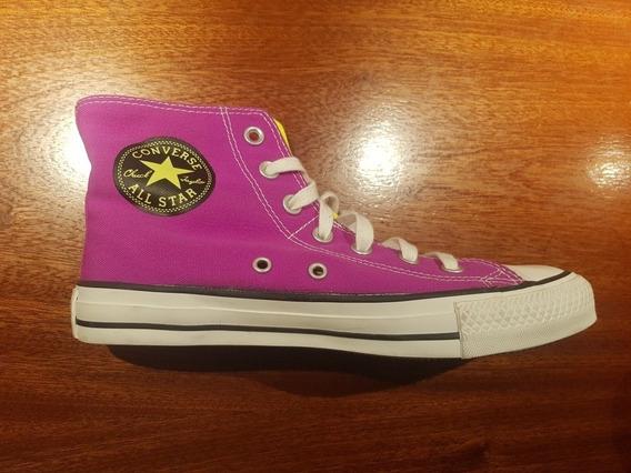 Converse All Star Botas Nuevas Fucsia