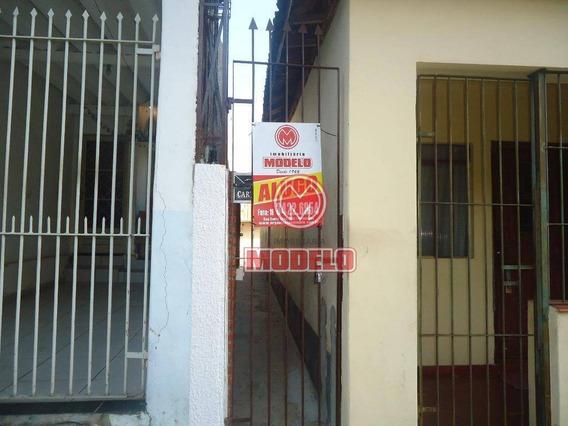 Casa Residencial Para Locação, Alto, Piracicaba. - Ca1346