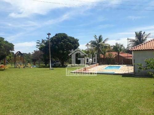Chácara Com 4050m² Em Condominio Fechado Na Cidade De Cajuru-sp Por R$ 900.000,00 - Aceita-se Permuta - Ch0052