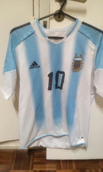 Camiseta adidas Seleccion Argentina Utileria #10
