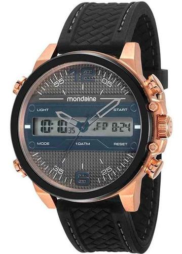 Relógio Masculino Anadigi Mondaine 53711gpmvii3