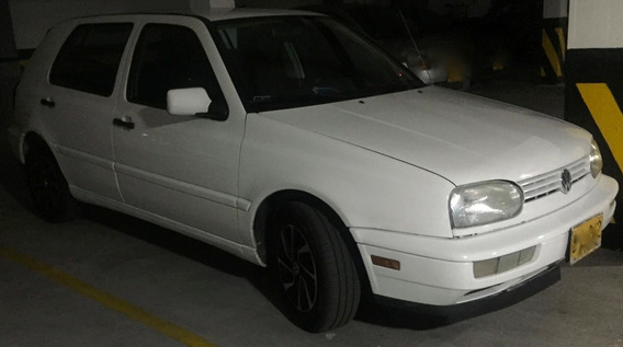 Volkswagen-golf 1.8 Único Dueño