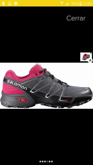 Zapatillas Salomon Speedcross Mujer