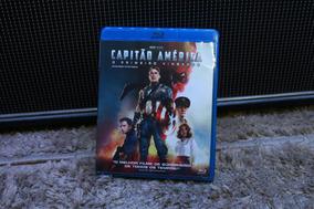 Blu-ray - Capitão América - O Primeiro Vingador
