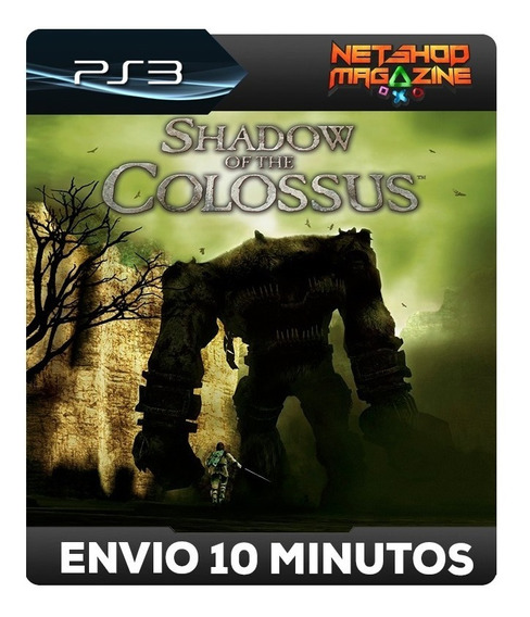 Shadow Of The Colossus - Psn Ps3 - Envio Imediato