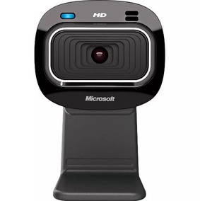 Microsoft Lifecam Hd-3000 Usb Webcam Câmera Web T3h00011