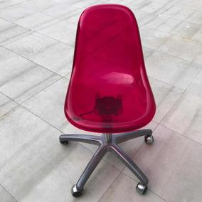 Cadeira Acrílica Dkr Office