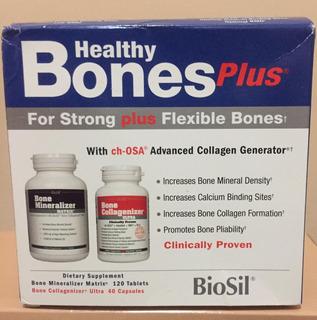 Biosil Healthy Bones Plus- Programa Em Duas Etapas