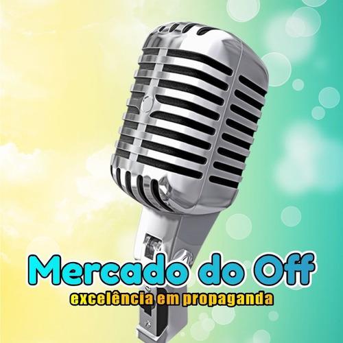 Spot Comercial Ou 4 Vinhetas Para Rádio Ou Dj