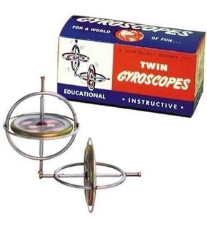Lote 2 The Original Gyroscope Giroscopio