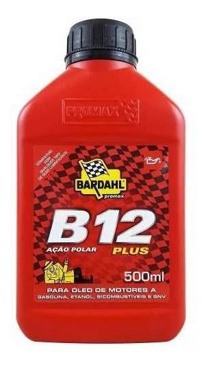 Aditivo B12 Plus Para Motor Lubrificante Bardahl C/nf