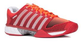 Tênis Masculino K-swiss Hypercourt Express-vermelho/laranja