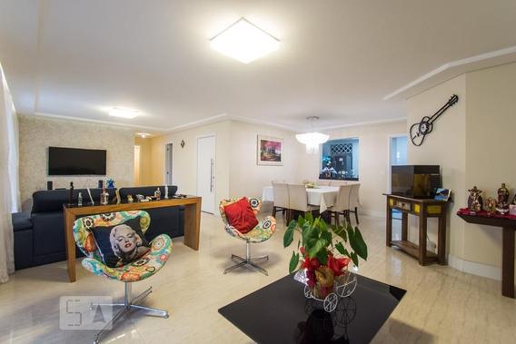 Apartamento No 3º Andar Com 4 Dormitórios E 4 Garagens - Id: 892950518 - 250518
