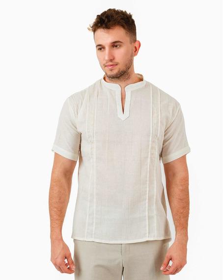 Camisa Filipina De Manta