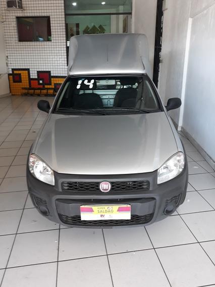 Fiat Strada 1.4 Working Ce Flex 2p 2014