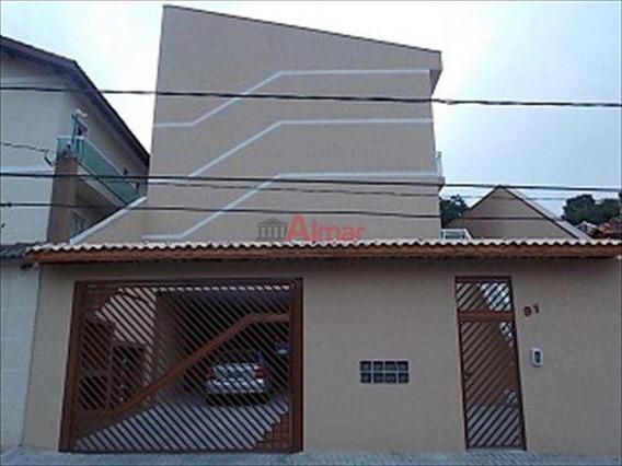 Sobrado Condomínio Fechado 2 Dormitórios Na Vila Buenos Aires - V5499