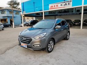 Hyundai Ix35 Top De Linha + Teto Duplo 2016 Novíssimo