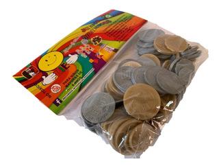 Monedas Didácticas - Monedas De Juguete