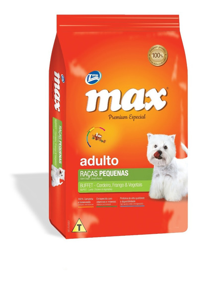 Concentrado Para Perro Total Max Adultos Raza Pequeña Pollo