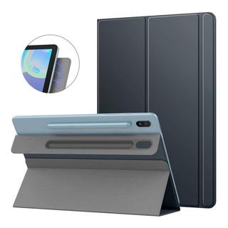 Moko Smart Folio Funda Compatible Con Samsung Galaxy Tab S6