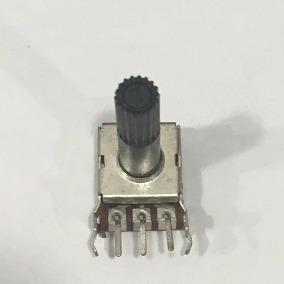 Potenciometro Rotativo A 100k 15mm Lote 10 Peças