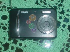 Camera Fotografica Tron E Logitech Digitais