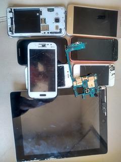 Lote De Celulares iPad. iPhone.