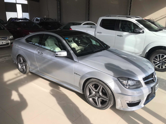Mercedes-benz Clase C 6.3 C63 Amg Coupe 457cv 2013