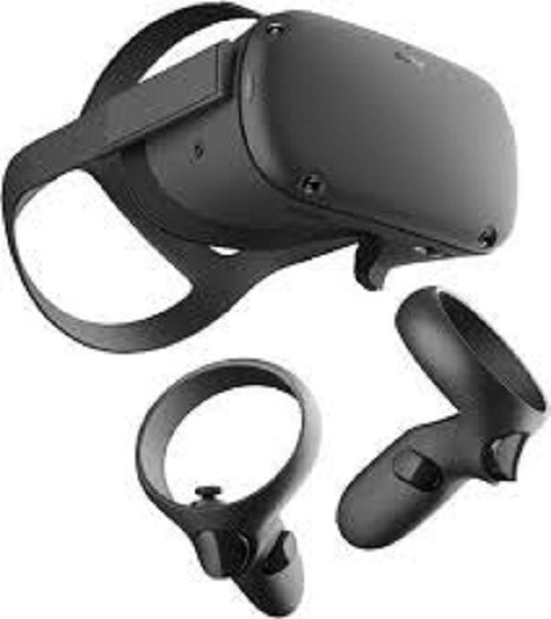 Oculus Quest All-in-one Vr Gaming Headset 128gb Original