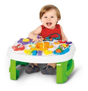 Mesa Didáctica Musical Smart Table Calesita Bebé 812