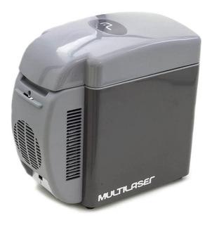 Mini Geladeira Cooler 7l Tv008 12volts Multilaser Nfe