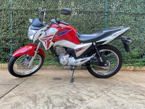 Honda Cg 150 Fan Esdi (completa) 2015