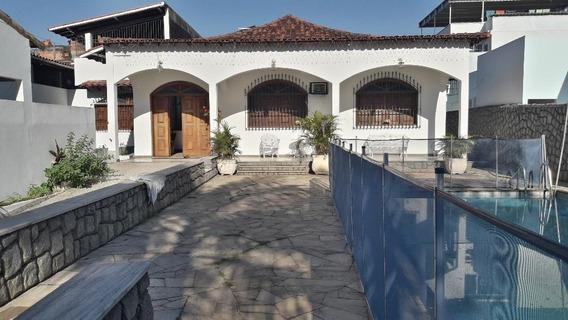Casa Em Porto Novo, São Gonçalo/rj De 350m² 6 Quartos À Venda Por R$ 690.000,00 - Ca215441