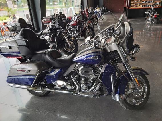 Harley Davidson Ultra Limited Cvo 2016 Excelente Condiciones