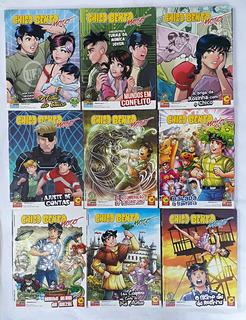 Chico Bento Moço Panini 2008 Com 8 Manga Hq