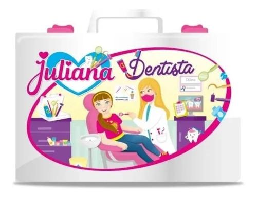 Valija Juliana Set Dentista Con Accesorios Original