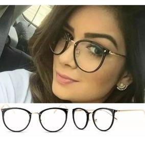 0153f2276 Oculos Geek Sem Grau Barato - Óculos no Mercado Livre Brasil