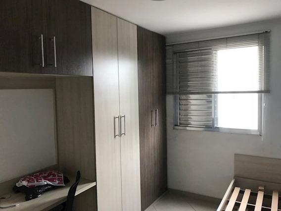 Apartamento No Conjunto Guimarães Rosa Lado A Em Osasco - 11050