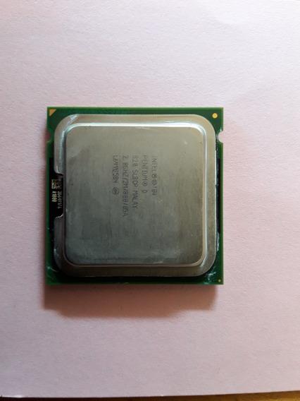Processador Intel Pentium D 2.8 820 2m 800