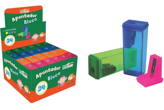 1 Caixa Caneta+caixa Lápis+caixa Borracha+cx Apontador