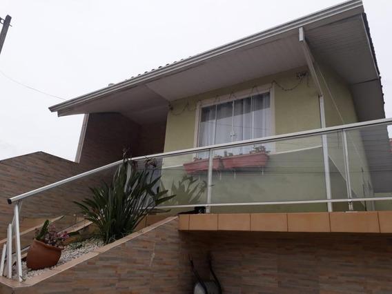Casa Em Jardim Diamante, Campina Grande Do Sul/pr De 55m² 2 Quartos À Venda Por R$ 250.000,00 - Ca570796