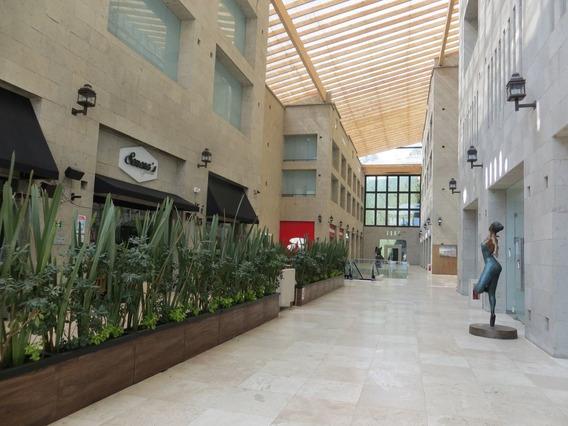 Cobr0141 Renta Oficina En Plaza La Antigua, Hacienda Vallesc