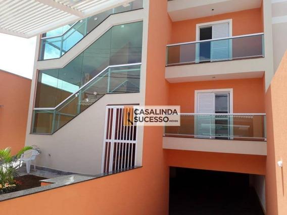 Studio Com 2 Dormitórios À Venda, 48 M² Por R$ 260.000,00 - Vila Ré - São Paulo/sp - St0047