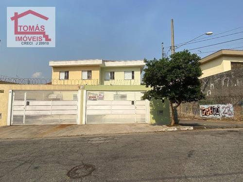 Imagem 1 de 19 de Sobrado Com 3 Dormitórios À Venda, 100 M² Por R$ 580.000,00 - Jardim Cidade Pirituba - São Paulo/sp - So2108
