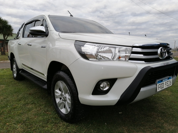 Toyota Hilux 2.8 Diésel 4x2