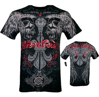 Remera Xtreme Couture Reverence Black