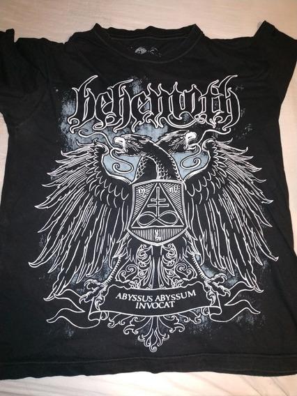 Behemoth Paradise Lost - 2 Camisetas Por 75,00