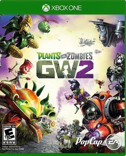Plants Vs Zombies Garden Warfare 2 Xbox One - Disco Físico